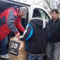 Donatie de haine de la angajatii companiei Freescale <br/><span class=