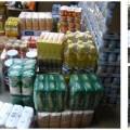 Donatii de hrana pentru familiile cu copii, care traiesc in strada